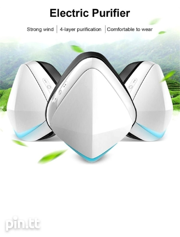 Electric Smart Face Mask-1