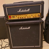 Marshall DSL15 Head and Matching Cabinet