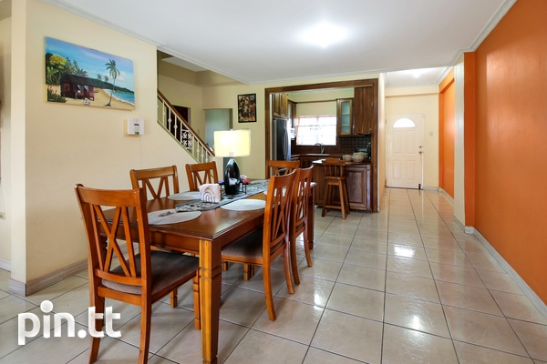 Arima Townhouse with 3 Bedrooms in Gated Community-4