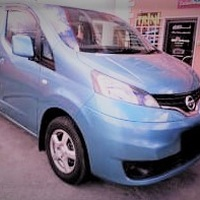 Nissan NV200, 2014, PDT