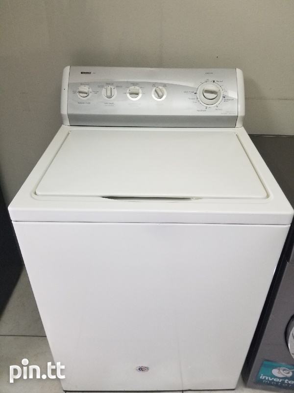 Kenmore washer-1