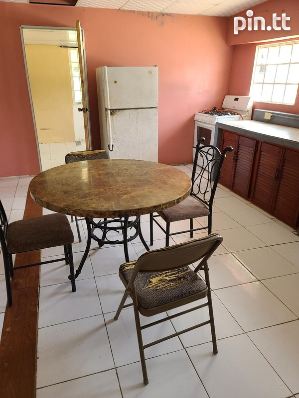 Chaguanas Apartment with 2 Bedrooms-2