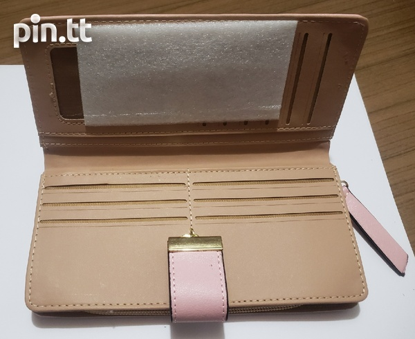 Hollow Leaf Wallet-2