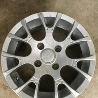 4 rims with no tyres