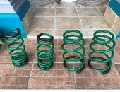 Tein Lowering Springs For Nissan Almera