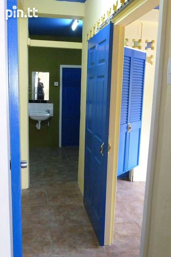 2 bedroom unfurnished apartment in Tunapuna Town-4