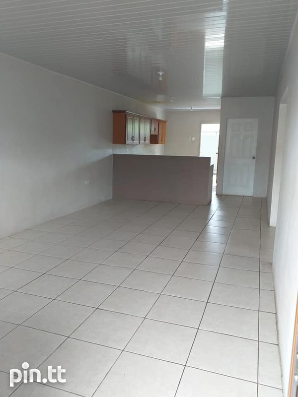 Chaguanas Unfurnished Stand Alone 3 Bedroom House-3