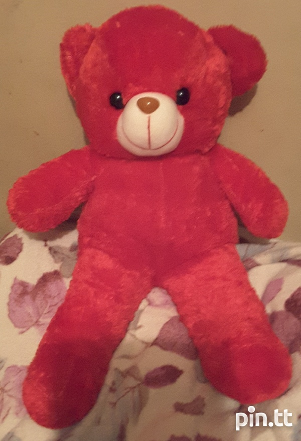 Red teddy-2
