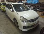 Nissan Wingroad, 2010, Low Km.. Mint Condition..