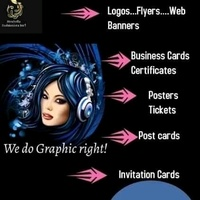 Business Logo and flyer Design services