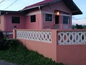 2 Story 4 Bedroom House and Land Barrackpore, Rookmineah Street