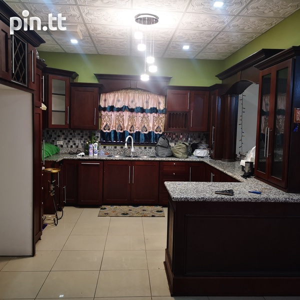 Lovely 3 bedroom home in peaceful residential Cunupia-11