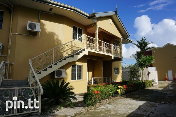 Fully Furnished Piarco One Bedroom Apartment-1