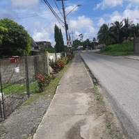Madras Road 4 lots freehold land
