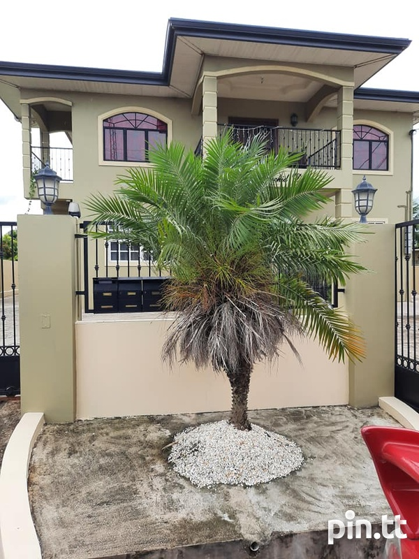 Orchid Gardens Chaguanas Furnished 1 Bedroom Apartment-1