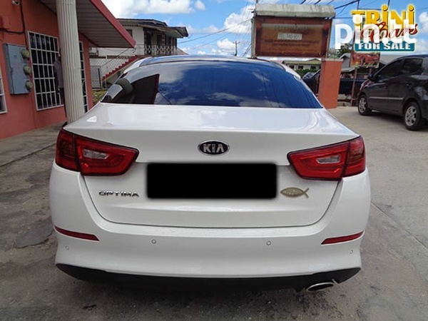Kia Optima, 2014, PDE-7