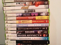 XBOX 360 20+1 Disc Games