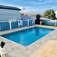 Gulfview 4 bedroom house with pool