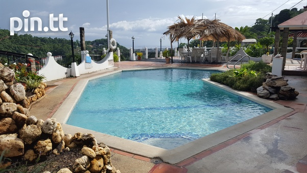 1 Bed Fully Furnished, Spanish Villas Apartment, Cascade.-14