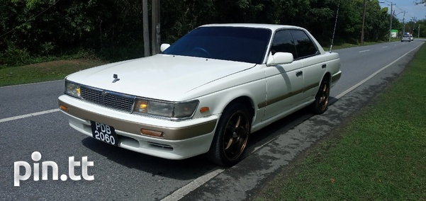 Nissan Laurel, 2000, PDB-2