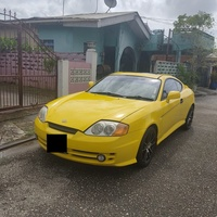 Hyundai Other, 2002, Coupe