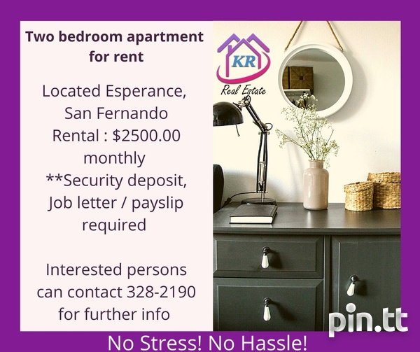 Two bedroom apartment-1