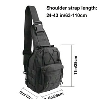 Tactical bags available