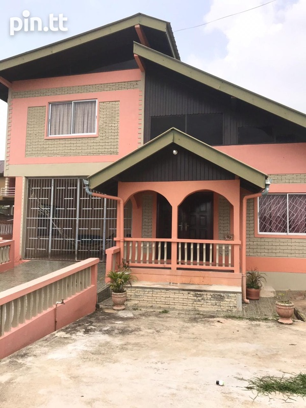 Gasparillo 2 Story 5 Bedroom House - Furnished-1