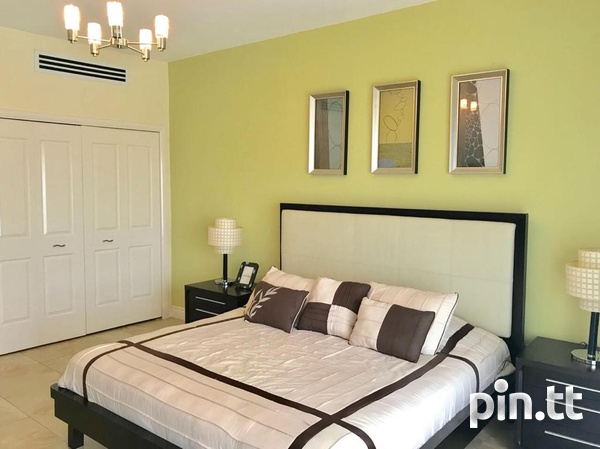 3 Bedroom Fully Furnished and Equipped Apt One Woodbrook Place.-6