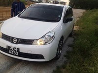 Nissan Wingroad, 2016, PDH