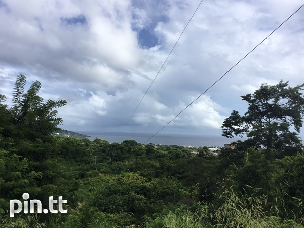 Homestead half acre plots Orange Hill Tobago-3