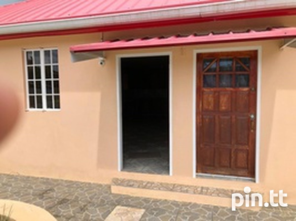 Tobago Unfurnished Apartment with 2 bedrooms-3
