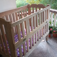 Baby Crib Custom-made