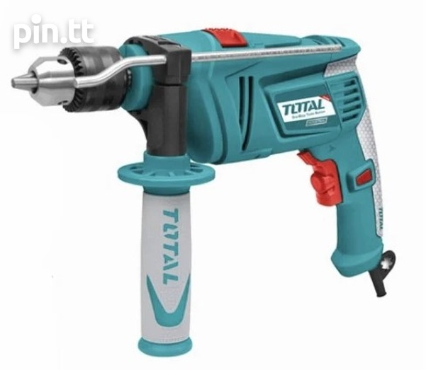 Total 1/2 inch 850W Hammer Drill-2