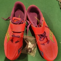 Track Shoes Size 8.5