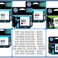 GENUINE HP INKS