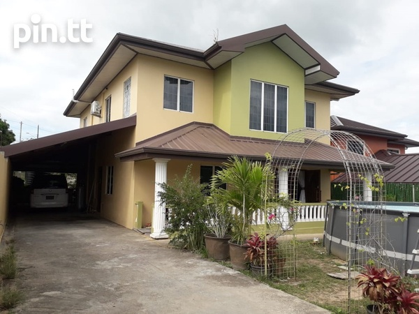Residential 5 Bedroom Home In Point Fortin-1