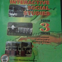 SECOND HAND TEXTBOOK FORM 3