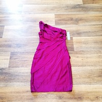 One Shoulder London Times Dress Size 6