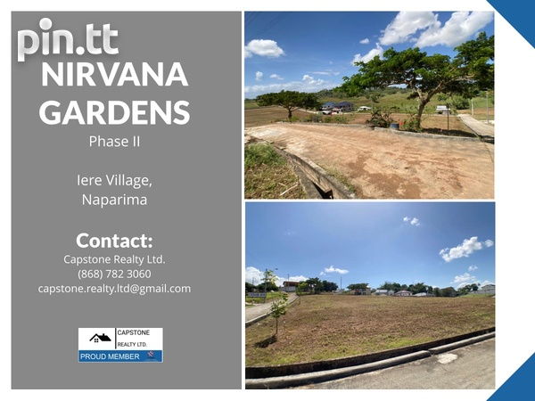 Nirvana Gardens, Iere Village - ALL APPROVALS-1