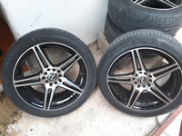 17 rims and tyres for Subaru