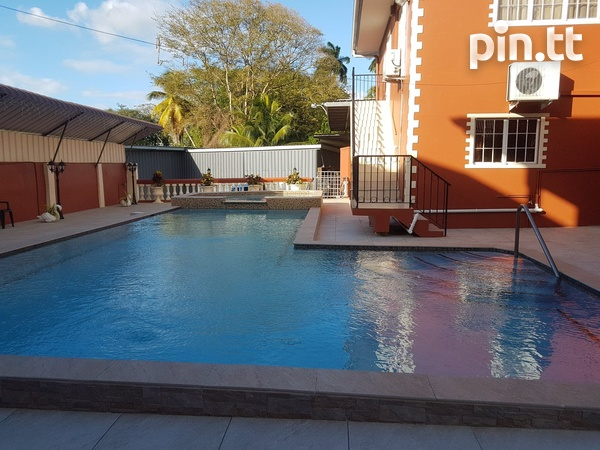 Allan Lucky Street, Bel Air Extension Townhouse with 3 Bedrooms-1