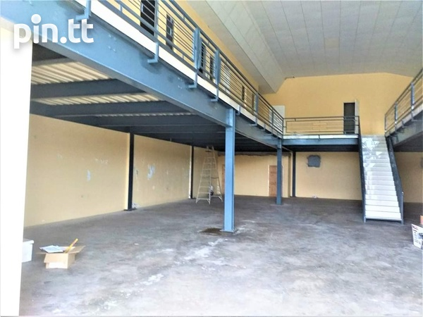 WAREHOUSE SPACES LOCATED ALONG URIAH BUTLER HIGHWAY BEFORE MUNROE RD-2