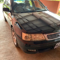 Nissan Bluebird, 2001, PDT