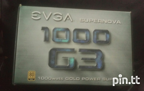 Barely used evga 1000w power supply