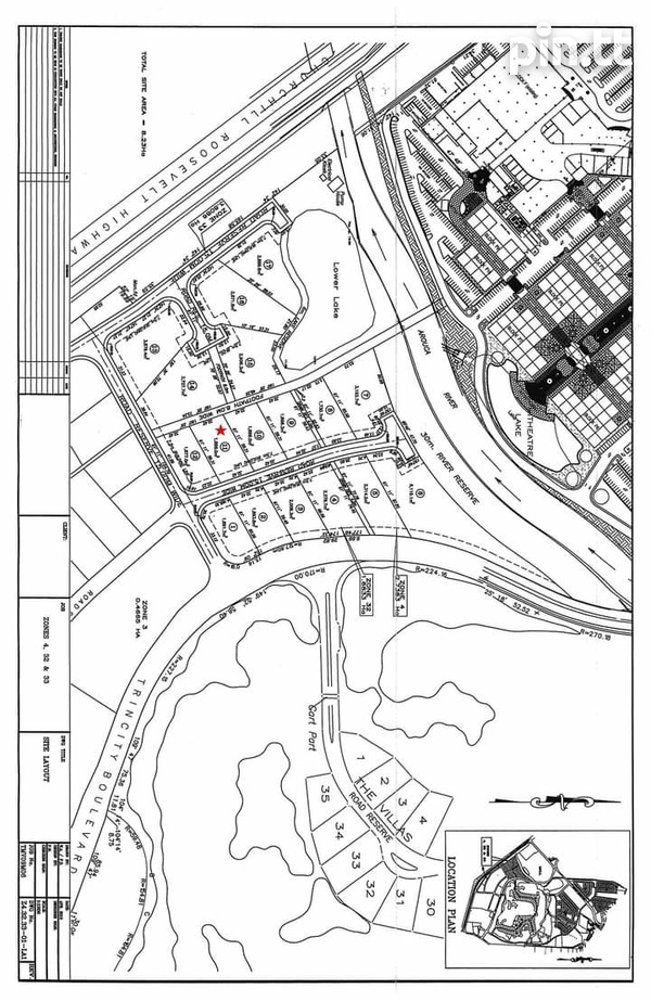 20,000 sf Trincity commercial land