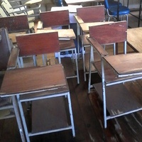 5 Tablet Chairs
