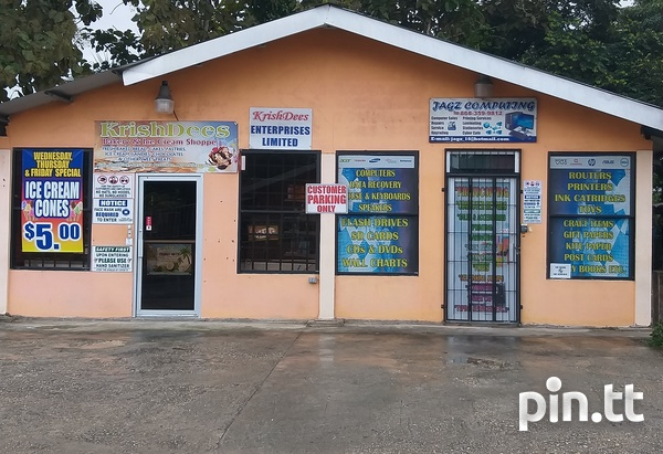 Commercial Space- Penal Rock Rd