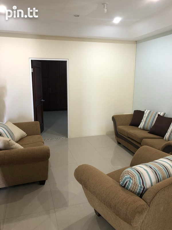 Fully Furnished 2 Bedroom Apartment Trincity-4