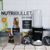 Nutribullet 600 series blender